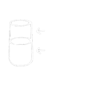 Technically the glass is completely full Science