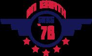 Jahrgang 1970 Geburtstagsshirt: 78 on earth