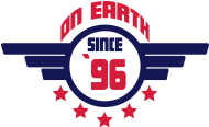 Jahrgang 1990 Geburtstagsshirt: 96 on earth