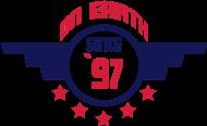 Jahrgang 1990 Geburtstagsshirt: 97 on earth