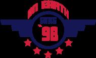 Jahrgang 1990 Geburtstagsshirt: 98 on earth