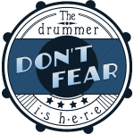 Don't fear, the drummer is here