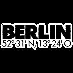 Berlin Koordinaten