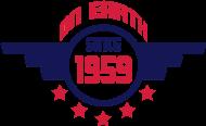 Jahrgang 1950 Geburtstagsshirt: 1959 on earth