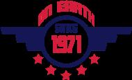 Jahrgang 1970 Geburtstagsshirt: 1971 on earth