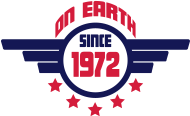 Jahrgang 1970 Geburtstagsshirt: 1972 on earth