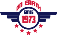 Jahrgang 1970 Geburtstagsshirt: 1973 on earth