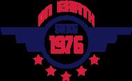 Jahrgang 1970 Geburtstagsshirt: 1976 on earth