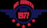 Jahrgang 1970 Geburtstagsshirt: 1977 on earth