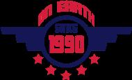 Jahrgang 1990 Geburtstagsshirt: 1990 on earth