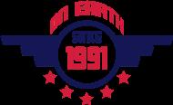 Jahrgang 1990 Geburtstagsshirt: 1991 on earth