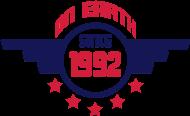 Jahrgang 1990 Geburtstagsshirt: 1992 on earth
