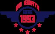 Jahrgang 1990 Geburtstagsshirt: 1993 on earth