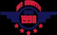 Jahrgang 1990 Geburtstagsshirt: 1998 on earth