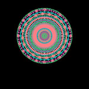 Mandala – Spirituelles Zitat
