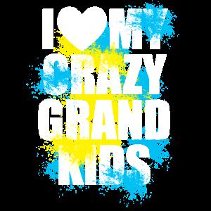Ich liebe meine Enkelkinder!