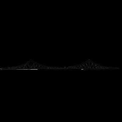 FFM - Frankfurt Skyline - Frankfurt Skyline - wolkenkratzer,stadtsilhouette,stadt,skyline,schwarzweiss,schwarz,illustration,gebäude,frankfurt t-shirt,firmengebäude,fernsehturm,deutschland,clipart,Tower,Silhouette,Sehenswürdigkeit,Panorama,Main,Kirche,Grafik,Funkturm,Frankfurt,Denkmal,Brücke