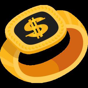 Dollar-Ring