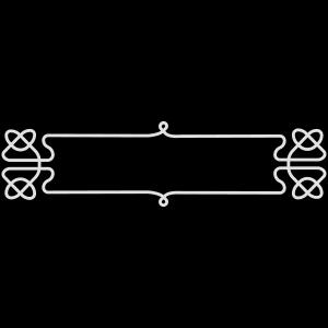 keltischer Rahmen