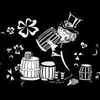 Kobold mit Bier