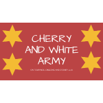 CHERRY AND WHITE ARMY NSW TOUR 2018