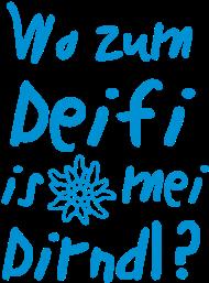 Neue Motive und Topseller: Wo zum Deifi is mei Dirndl