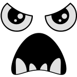 Böser Blick - Monster - Comic