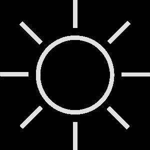Vektor Sonne