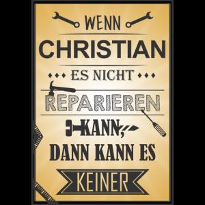 Reparieren Christian 3