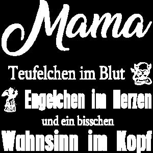 Mama T-Shirt 2018 - Muttertag Motiv Mama