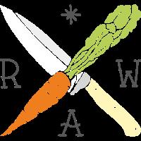 Messer und Karotte