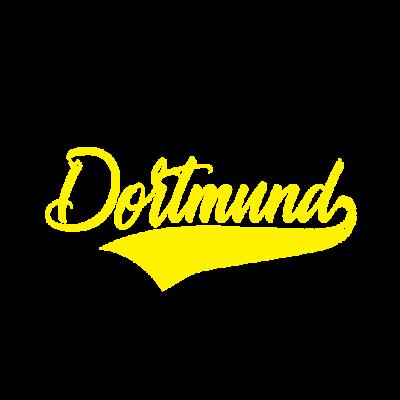 Dortmund - die Stadt der Liebe Geschenk - Dortmund ist die Hauptstadt der Liebe und des Fußballs. - Geschenkidee,Schwarz,Liebe,Westfalen,Dortmund,Stadt,echte,gelb,Südtribüne,Dortmunder,Geschenk,Fußball