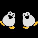 kleine Pinguine