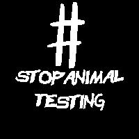 stop animal testing demonstration geschenk politik