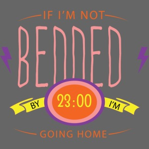 If I'm not bedded