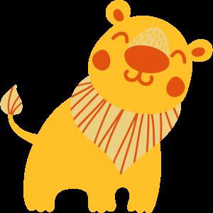 Baby Löwe