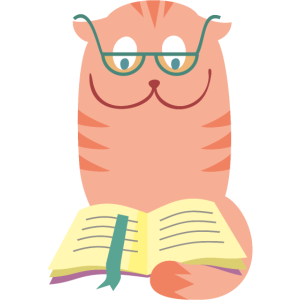 Katze lesen