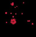 Motif Robot Skull