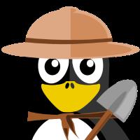 Pinguin Entdecker
