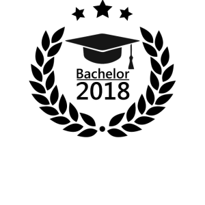 Bachelor 2018 Uni Studium Abschluss Geschenk
