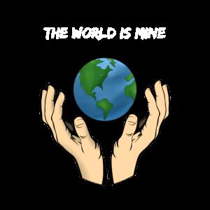 Die Welt ist mein