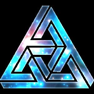 Optische Täuschung, Unmögliches Dreieck, 3D Formen
