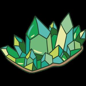 Kristallbildung