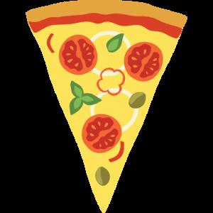 Pizzaschnitten vegetarisch