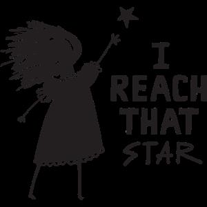 Ich erreiche diesen Stern