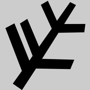 Älteres Zeichen einfache Version
