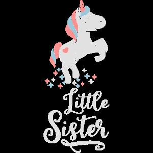 Little Unicorn Sister - Kleine Einhorn Schwester