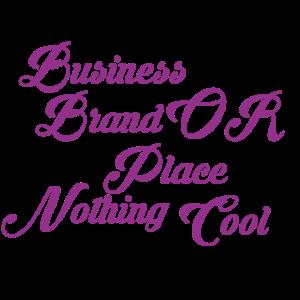 Geschäftsplatz nichts Geschenk Tippfehler