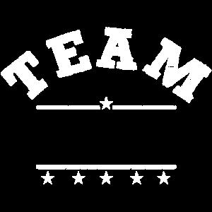 Team Mitglied VIP Crew Familie Verein Geschenk