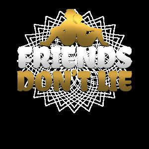 Beste Freunde Shirt Freundschafts T-Shirt